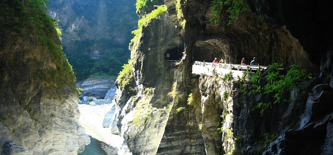 Taroko Gorge Credit: Taiwan Tourism Board