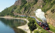 The Trans-Siberian Express