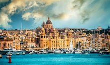 A Cruise of Sicily and Malta