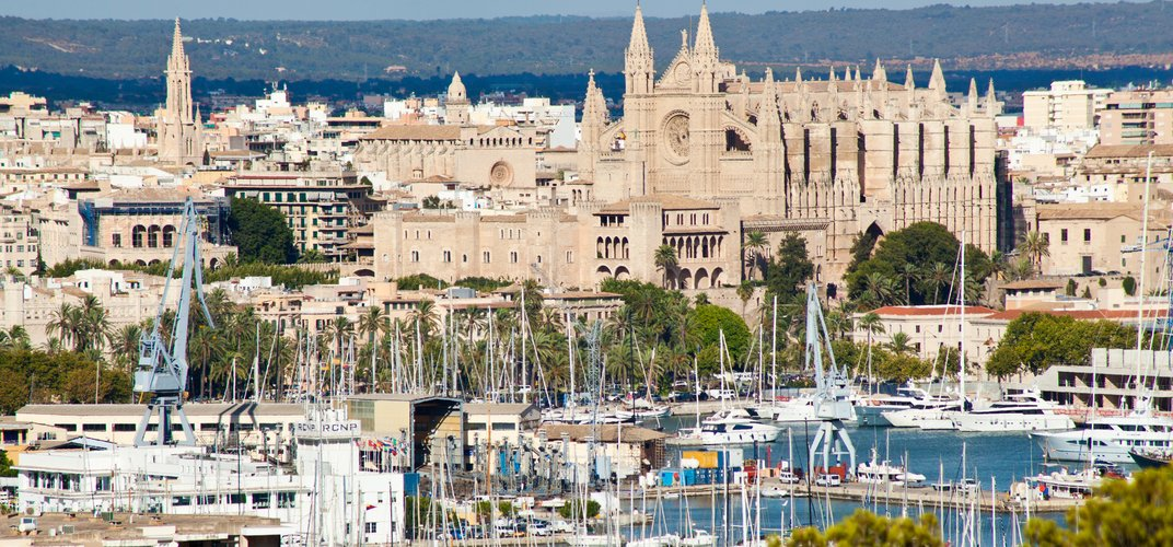 Port of Palma de Mallorca, Balearic Islands