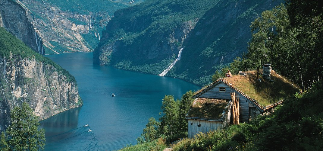 Gierangerfjord, a World Heritage site. Credit: Per Eide/Innovation Norway