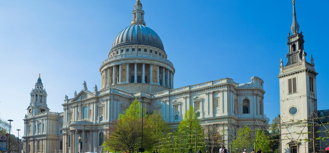 St. Paul's Cathedral. Credit: Pawel Libera / London and Partners