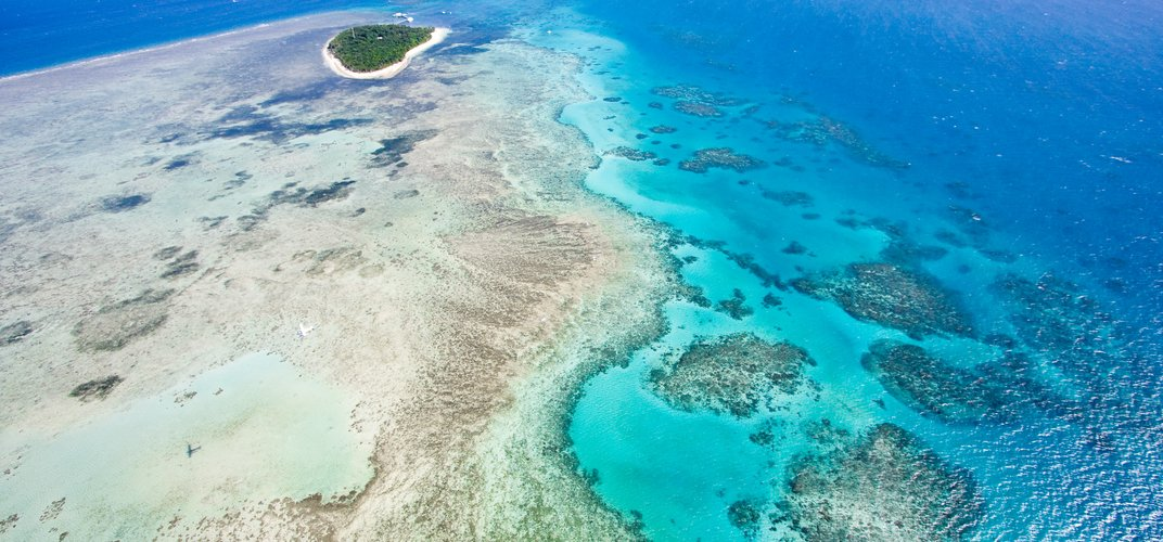Australia's Great Barrier Reef