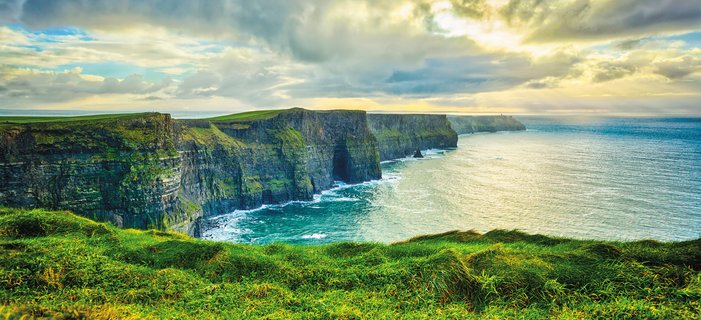 The Emerald Isle <p>Uncover Ireland&#39;s many charms, from lively Dublin to the Aran Islands and Ring of Kerry, on this intimate exploration of a country steeped in history and rich in culture.</p>