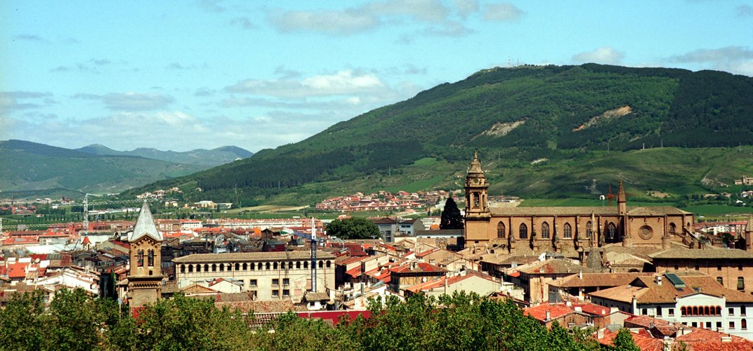 The Old Town of Pamplona