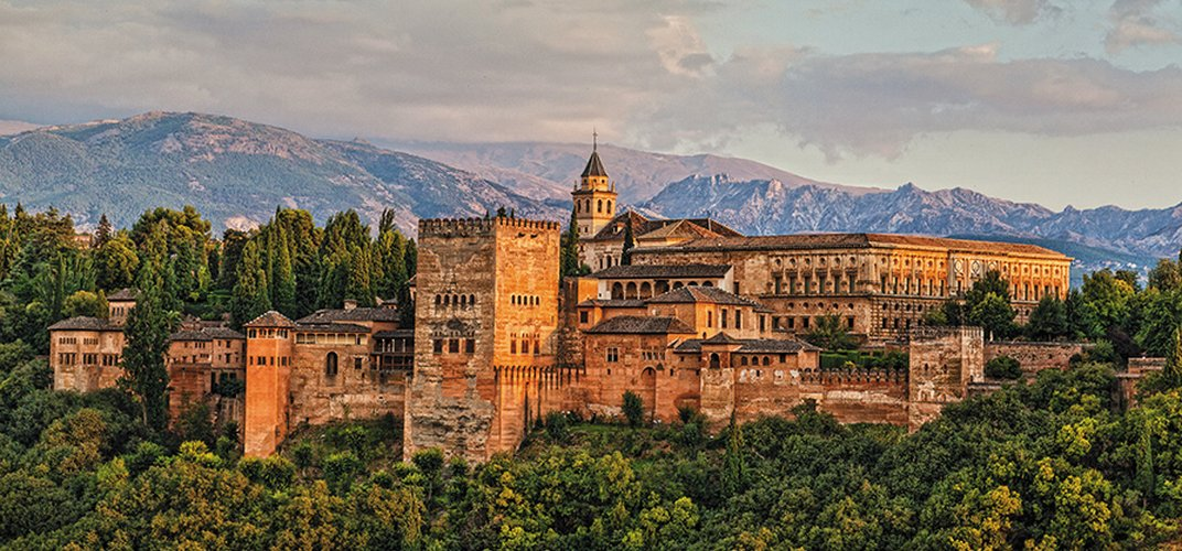 The Alhambra of Granada