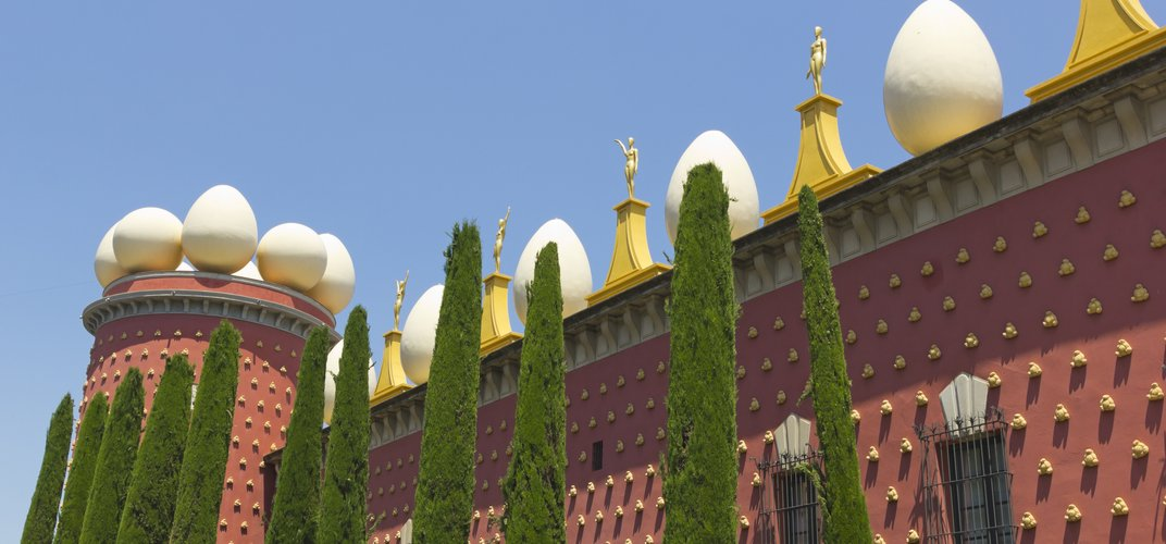 The Dali Museum in Figueres