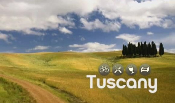 Preview thumbnail for video'Biking Through Tuscany - Food, Wine & Countryside